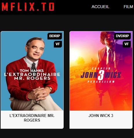 Mflix.ch